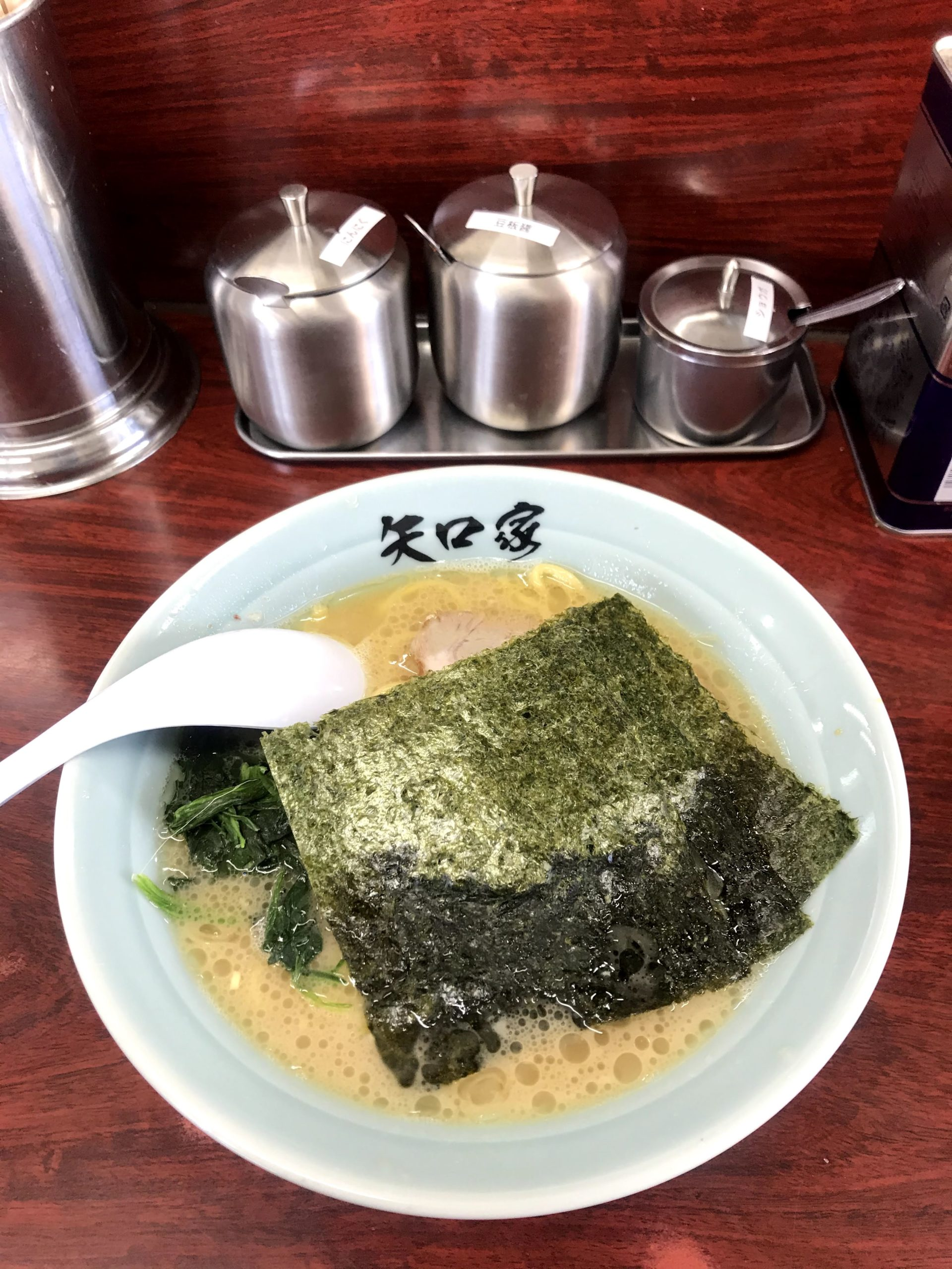 ラーメン680円